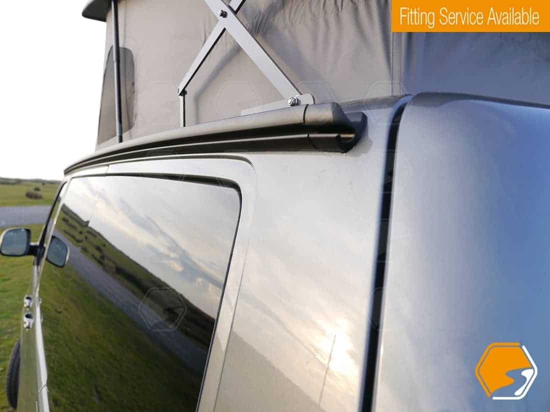 Reimo Drive-away Awning Rail for Campervan VW Transporter T5 T6